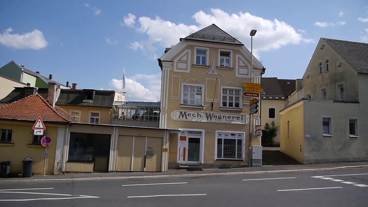 Download D: Arzberg. Landkreis Wunsiedel. Eindrücke aus der Stadtmitte. Juli 2018