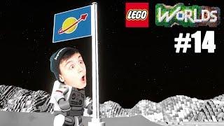 DER MARS (Letztes Level)?! - LEGO Worlds Story #14 [Deutsch/HD]