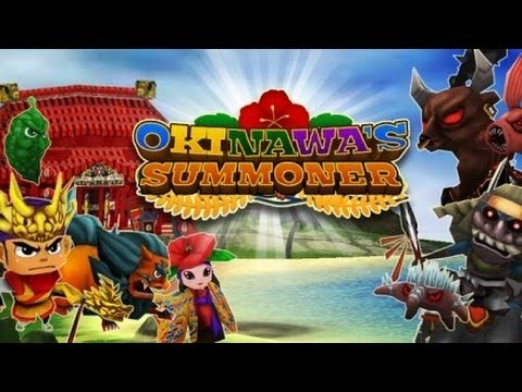 Okinawa's Summoner Android Game GamePlay (HD) [Game For Kids]