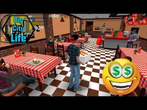 Big City Life Simulator MOD DINHEIRO INFINITO