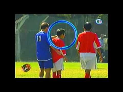 Super Valedores de Iztacalco vs TVAztecos 2007
