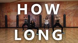 "DanceNFit with Cat ""How Long"" by Charlie Puth"