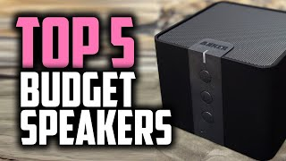 Best Budget Bluetooth Speakers in 2018 - Which Is The Best Bluetooth Speaker?