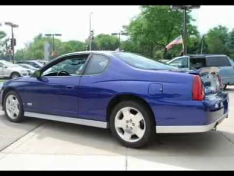 Exceptional 2007 CHEVROLET MONTE CARLO SS Glenview, IL   YouTube