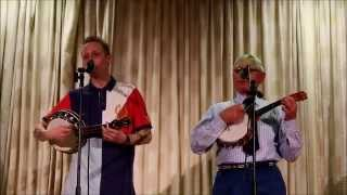 Ted Slater & Mike Warren sings My Plus Fours  March 2015