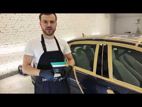 Видеоурок полировки кузова автомобиля
