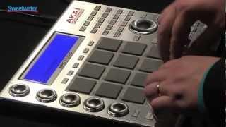 akai mpc studio demo sweetwater sound