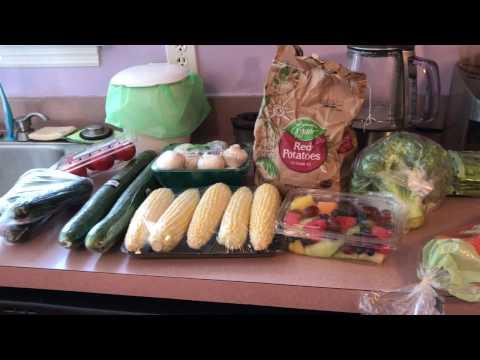 Wegmans Large Grocery Haul