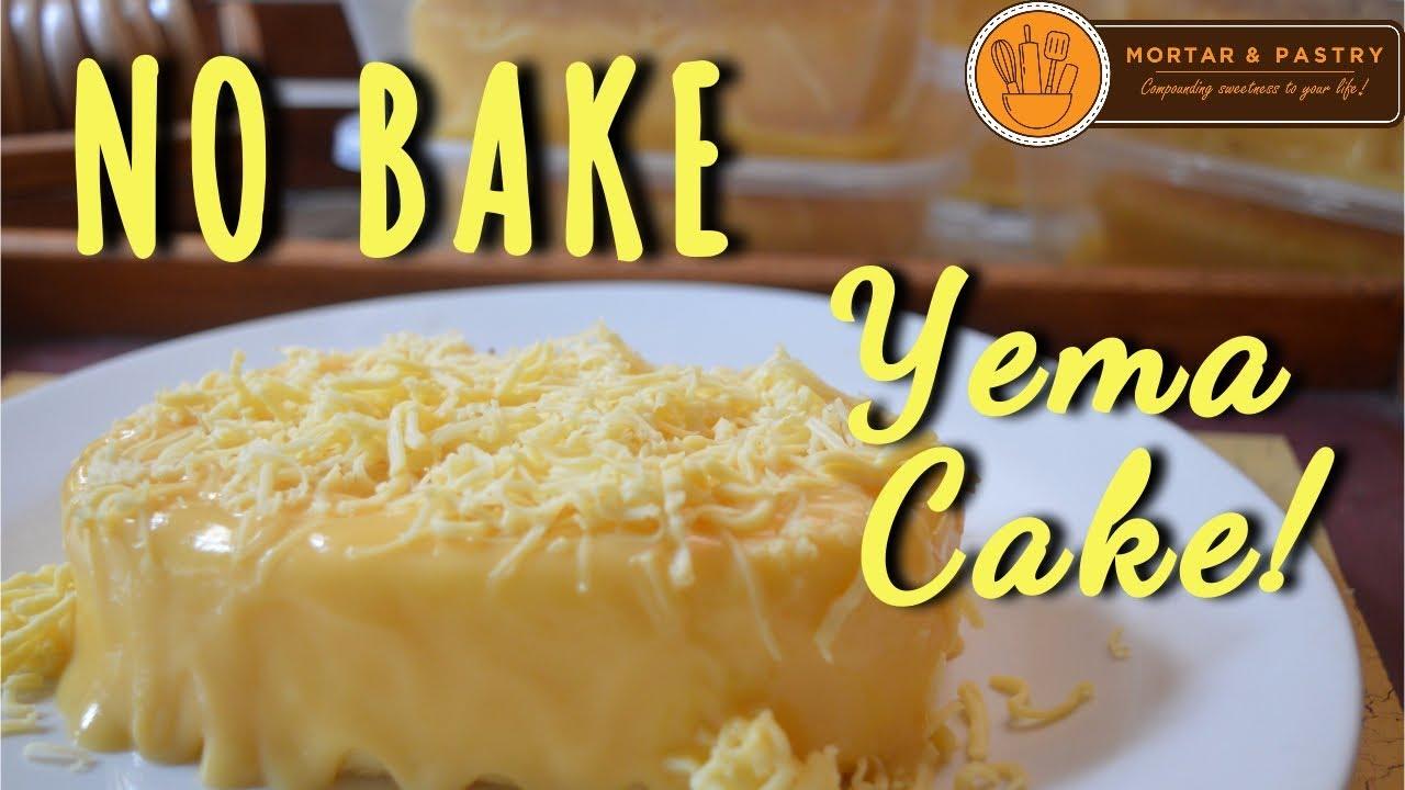 How to Make Yema Cake