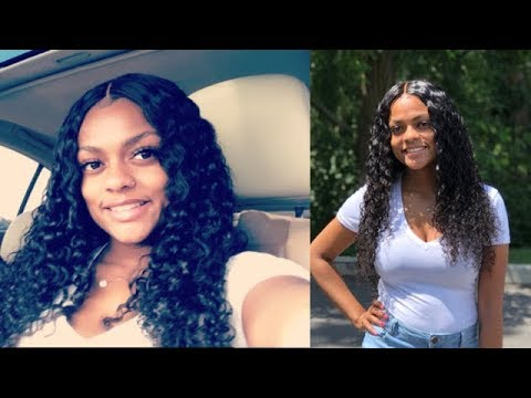 Glueless Closure Quickweave Tutorial | Beauty Forever
