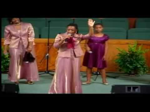 The Anointed Brown Sisters singing