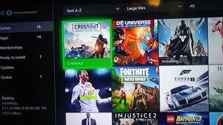 Cómo borrar los juegos del Xbox One