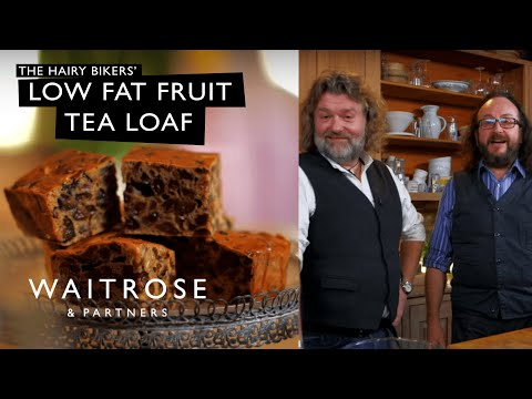 Hairy Bikers' Low Fat Fruit Tea Loaf | Waitrose