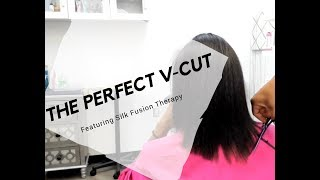 How to cut the perfect V!!FOLLOW ME ON INSTAGRAM @_IAMCYNDOLL_