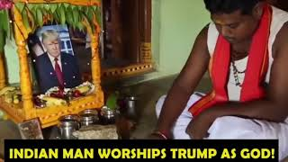 WORSHIP Donald Trump ! WARNING ! Pee yourself or get scared you have been WARNED LOL. ABOM ...