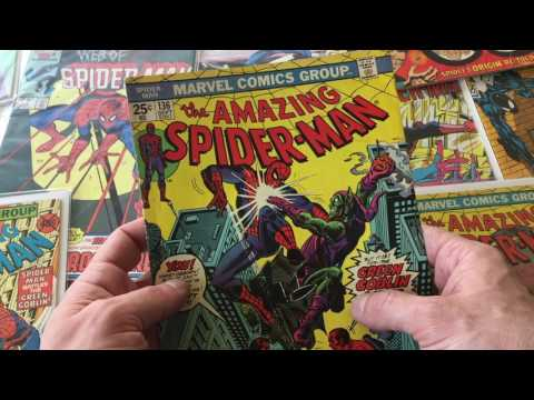 Spider-Man Comic Book Values