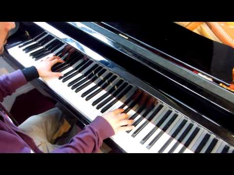 Akcent - That's my name piano cover by Daniel