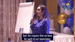 Mrs. Nita Ambani | Team Bonding | Mumbai Indians