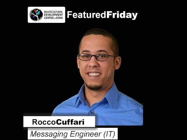 Featured Friday: Rocco Cuffari