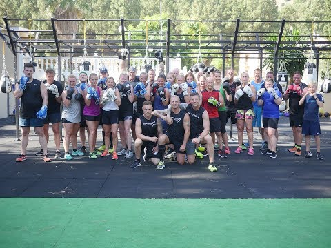 Boxing Camp   Marbella Fitness Camps