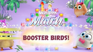Angry Birds Match | Booster Birds!