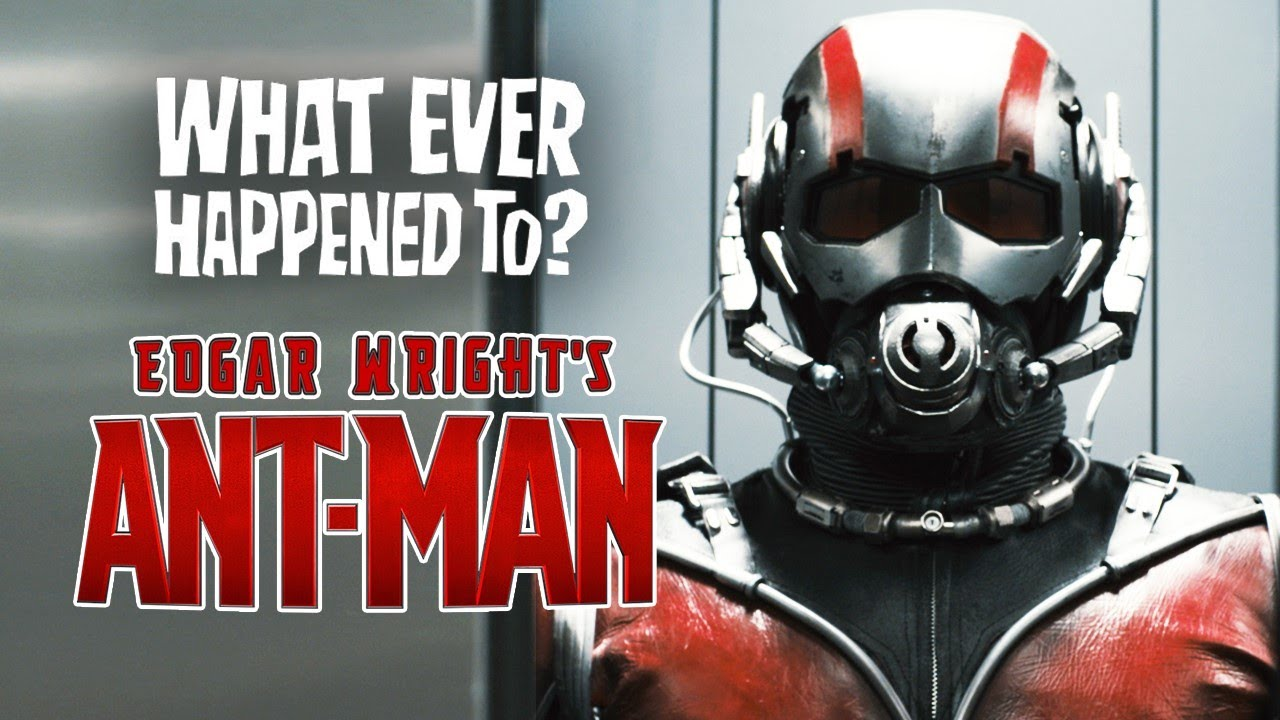 Whatever Happened To Edgar Wright's ANT-MAN?!