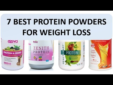 7 Best Protein Powders for Weight Loss​