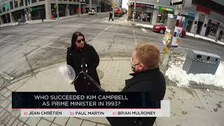 Who succeeded Kim Campbell as Prime Minister in 1993? | Outburst