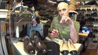 Почему обладатели дорогой обуви так неохотно идут в мастерскую?