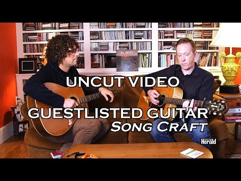 UNCUT Guestlisted Guitar: Bill Janovitz of Buffalo Tom Lessons Song Craft