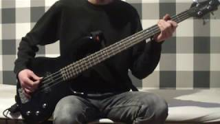 yonige - 2月の水槽 (bass cover)