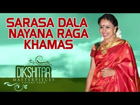 Sarasa Dala Nayana Raga Khamas - Sudha Ragunathan (Album: Dikshitar Masterpieces)