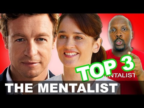 Top 3 Reasons To Watch The Mentalist