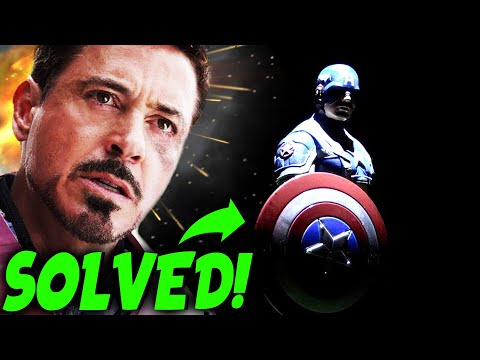 CONFIRMED: THE REAL REASON Why Tony Stark Didn't HUNT DOWN Steve Rogers & What it Means for End Game