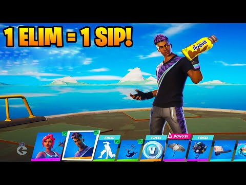 *NEW* FORTNITE ITEM SHOP! #Nesquik #Sponsored