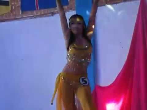 Talent - NAVS Ms. Egypt - UN 2014 - SAQUIBAL