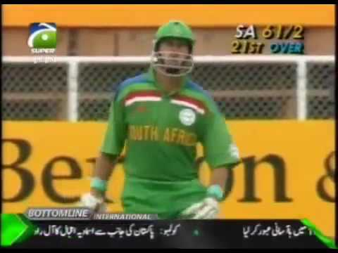 South Africa vs West Indies 1992 cricket world cup: Complete Highlights