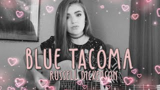 Blue Tacoma (Cover by Lauren Bonnell) Russell Dickerson #turnituptuesday Video