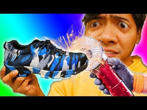 This Shoe Cannot Be DESTROYED!