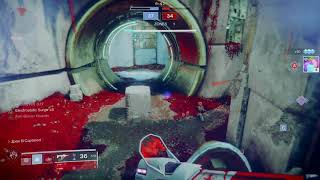 Destiny 2: Iron Banner - The Recluse + The Mountaintop Gameplay.