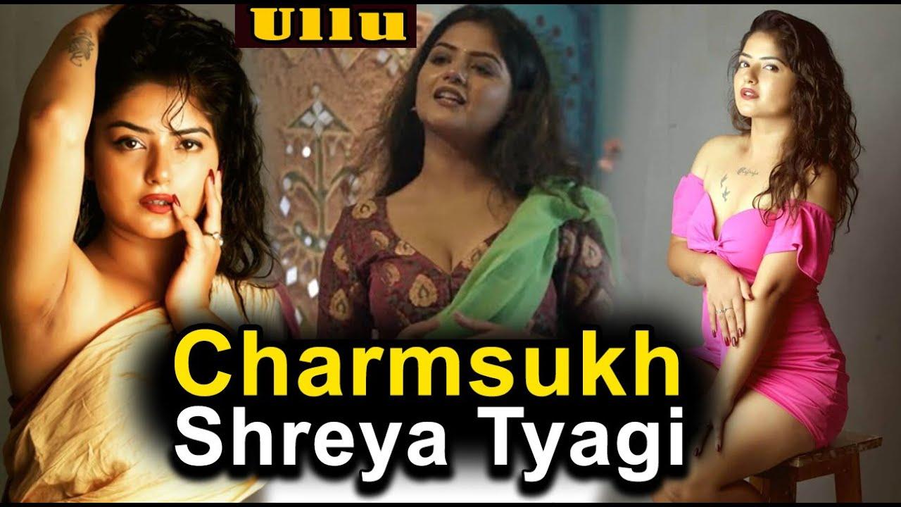 Download Shreya Tyagi | ullu originals | charamsukh web series