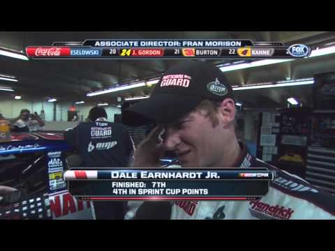 2011 Coca Cola 600 HORRIBLE FINISH! Dale Jr Runs Out of Gas!!!!!???