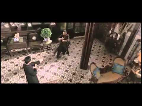 Kungfu zwischen Ip Man gegen Jin Shan Zhao