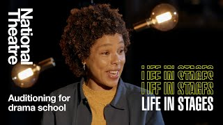Sophie Okonedo On Auditioning For Drama School | Life in Stages