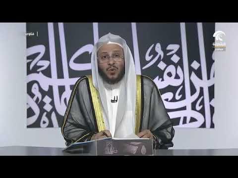 معنى اذا خاصم فجر الشيخ عزيز بن فرحـان العنزي Youtube