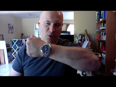 Unboxing the Citizen Grand Touring Sport Blue Dial
