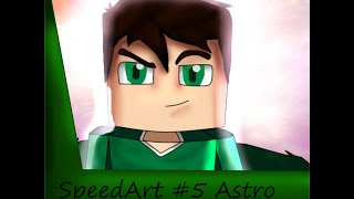 SpeedArt #5 Astro AT