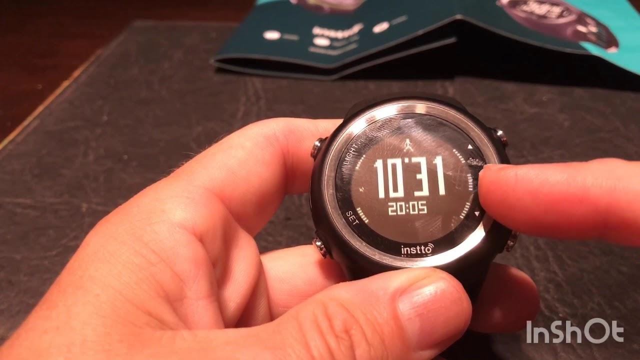 00e2baa03e48 eSpacio-1.com.ar - Review instto Smart Watch Insport3 ..2101 - YouTube