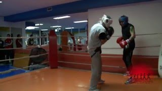 Guanteo Javi Vega vs Ruben Varon (marzo 2012)