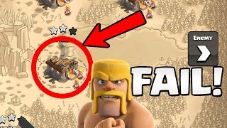 FAIL or FIGHT?! Live TH9 War Attacks in Clash of Clans